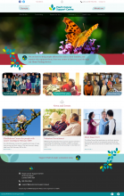 Paul's Cancer Support Centre Website Design