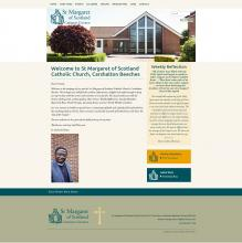 St Margaret Church New Website